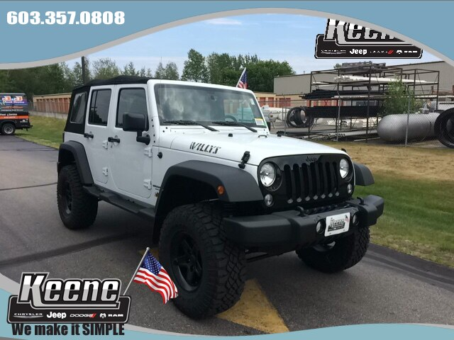 new 2016 jeep wrangler unlimited aev sold suv in keene. Black Bedroom Furniture Sets. Home Design Ideas
