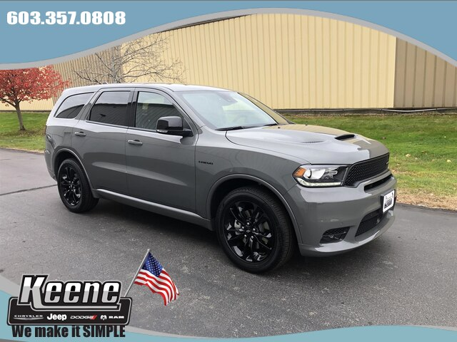 New 2020 Dodge Durango R T Awd