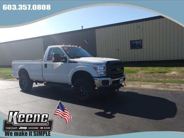 Pre-Owned 2016 Ford F-350 XL