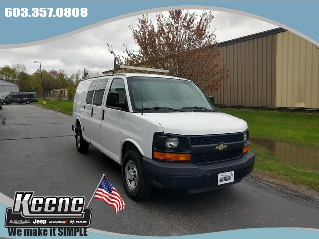 Pre-Owned 2008 Chevrolet Express Work Van