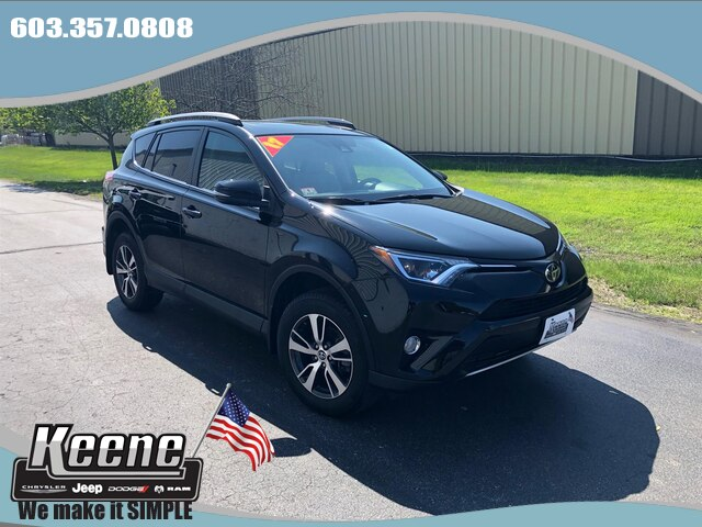 Pre Owned 2017 Toyota Rav4 Xle Awd Suv