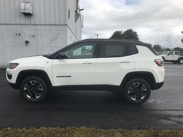 Keene Dodge Chrysler Jeep >> New 2018 JEEP Compass Trailhawk Sport Utility in Keene #Y3004 | Keene Chrysler Dodge Jeep Ram