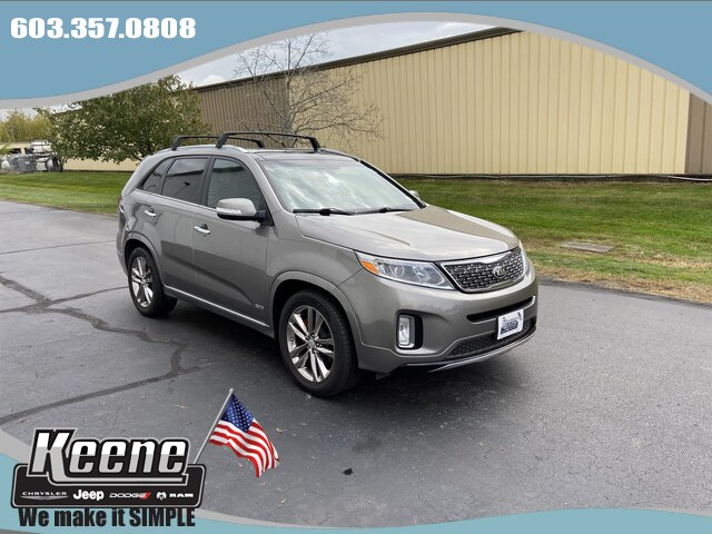 Pre-Owned 2015 Kia Sorento Limited V6