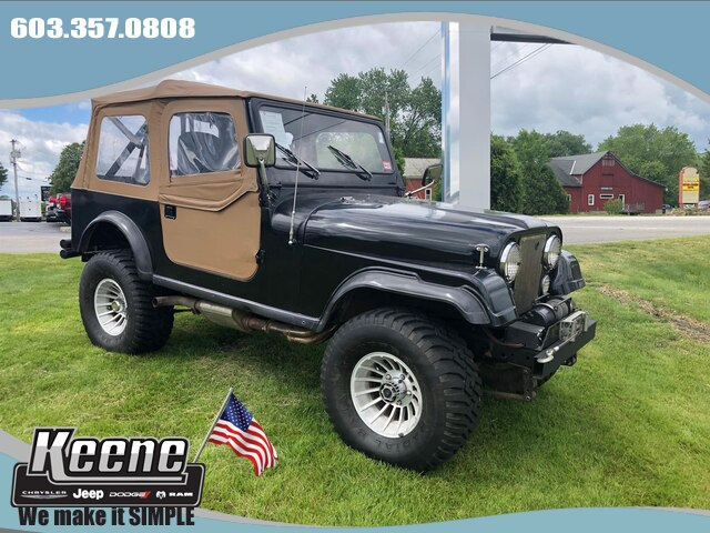 Pre-Owned 1979 JEEP CJ7