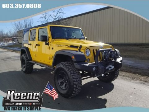 Pre-Owned 2015 Jeep Wrangler Unlimited AEV 350