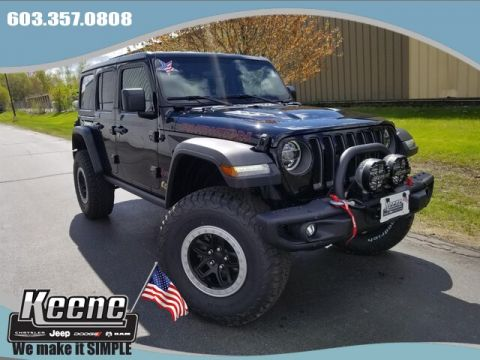 New 2019 JEEP Wrangler AEV 250 Rubicon