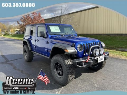 New 2019 JEEP Wrangler Rubicon AEV 250
