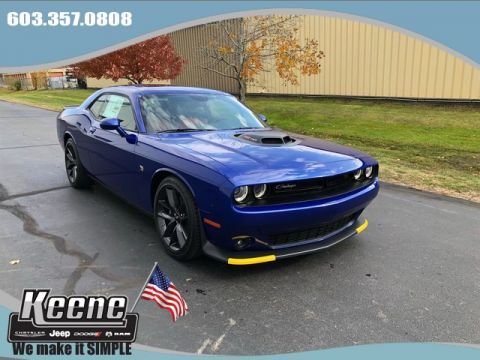 New 2019 DODGE Challenger R/T Scat Pack