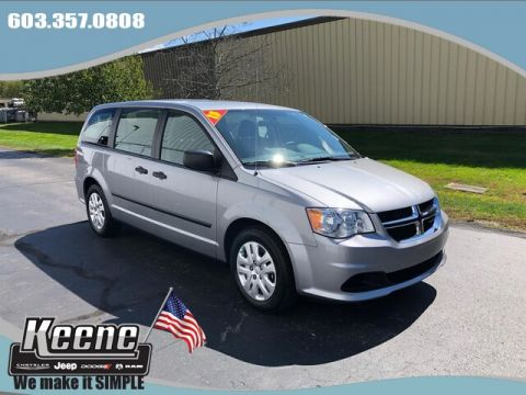 Pre-Owned 2015 Dodge Grand Caravan AVP/SE