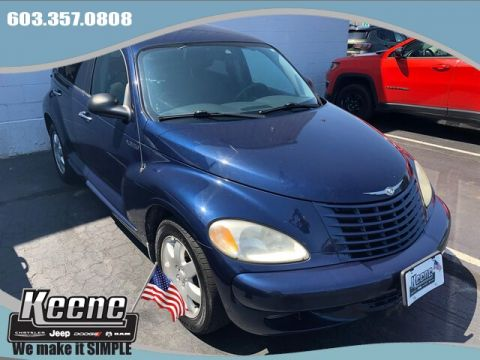 Pre-Owned 2005 Chrysler PT Cruiser Limited