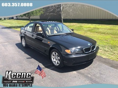 Pre-Owned 2004 BMW 325i i