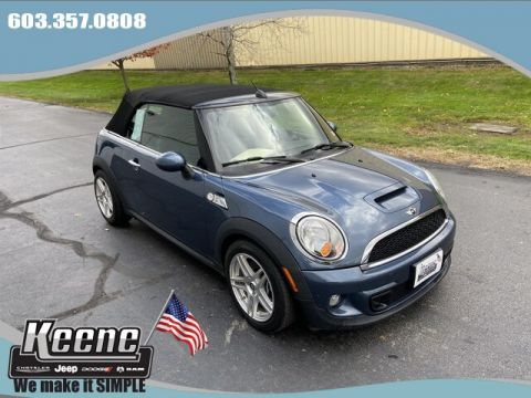 Pre-Owned 2011 MINI Cooper S S
